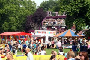 Celebrate Rushden Week Timetable