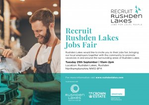 Jobs Fair at Rushden Lakes