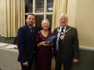 Mayor's Awards for Services to the Community 2018/19