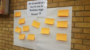 High Street Improvement Public Forum - 9 April 2019