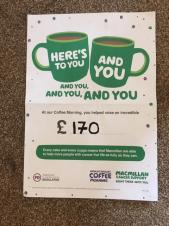 World's Biggest Coffee Morning for Macmillan