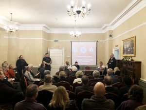 Police Public Meeting Round Up