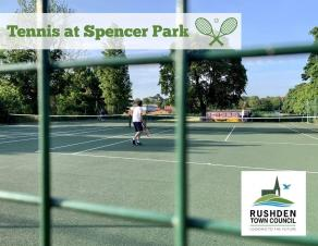 Tennis Courts at Spencer Park