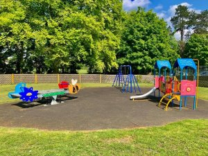 Update on our Play Areas