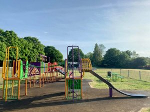 Our play areas are now open