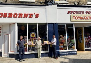 Osborne's Sport & Toys celebrates its 65th Anniversary