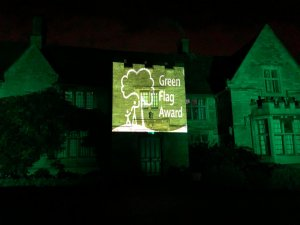 Hall Park celebrates as park and green space win Green Flag Award