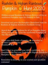 Spooktacular Pumpkin Hunt and Halloween Costume Competition