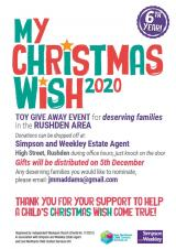 My Christmas Wish Campaign