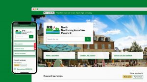 North Northamptonshire Council website officially launches today