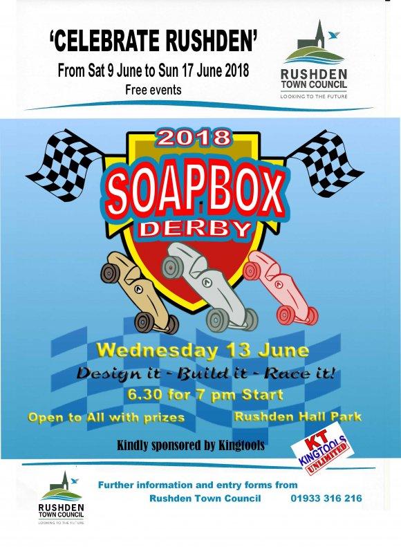 Rushden Soapbox Derby