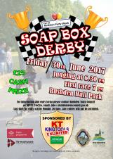 Party Week Begins with Soap Box Derby